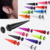 Unique fashion Solid Color Acrylic fake ear taper jewelry piercing