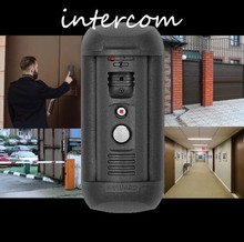 Villa IP Video Door Bell, Waterproof Intercom Camera Panasonic Video Door Phone India