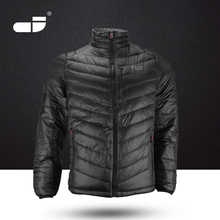 Down jacket male sports casual short section Slim genuine jacket students outdoor white duck down jacket