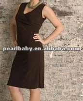 hot sell high quality breastfeeding dress
