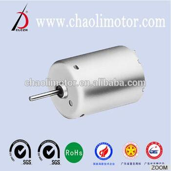 Air conditioning damper actuator motor CL-RF370CB brushed 12v 48mm length