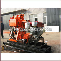 Popular ! Sale to Tanzania .Africa Russia,Canada Rotary Mining portable drilling rig ! MT-150Y 30m 50m 100m 130m 150m