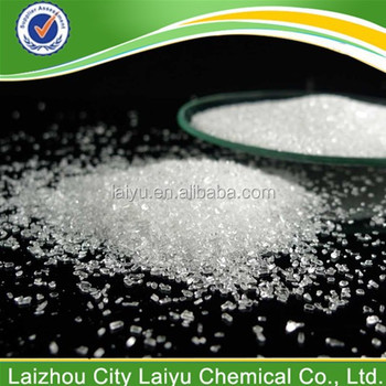 bath salt white china magnesium sulphate