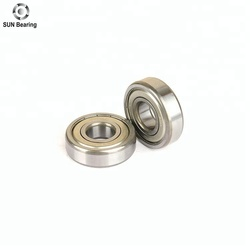 6301zz Deep Groove Ball Bearing