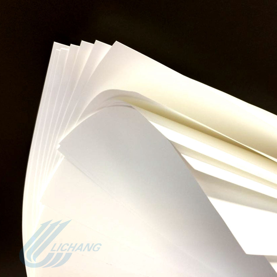 Bopp paper for image pringting art piece printing photograph printing