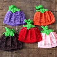 Pumpkin Hat,Baby Pumpkin Hat, Halloween Hat