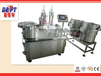 glass bottle filling machine automatic feeder machine
