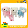 electric operated musical walking plush puppy plush swing soft puppy