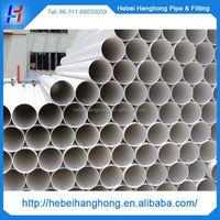Trade Assurance Manufacturer 8 inch pvc drain pipe, thick wall pvc pipe, pvc garden pipe