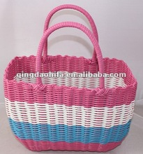 2012 New Style Plastic Tote Bag