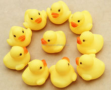 Making your own mini yellow Rubber Duck kids bath toy sound floating ducks toys