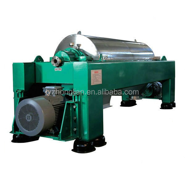 LW Series LW-300*1350N Waste Oil Decanter Centrifuge