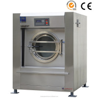 Commercial laundry industrial clothes washing machine 15kg-120kg