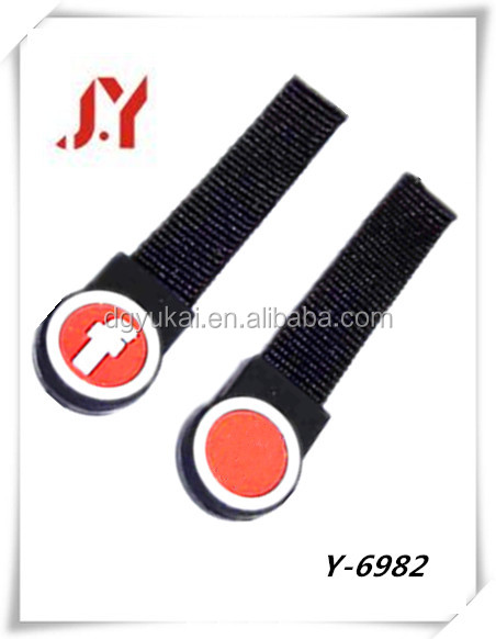 China Factory Zipper Sliders Product Type and woven Technics zipper pulls