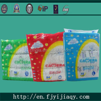 For Pakistan: Camera Baby Diapers (BD02CM)