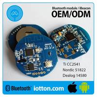 Iotton Bluetooth OEM/ODM Ble Beacon Compatible with solar cell ibeacon