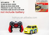 2015 Hot Sell ! Lovely ! 4ch mini stunt rc car for kids