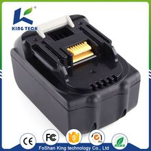 18v 1300mah li-ion power battery for Makita power tool battery