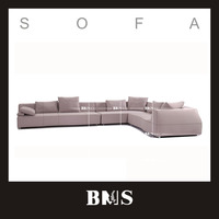 B&B Italia design sectional sofa set