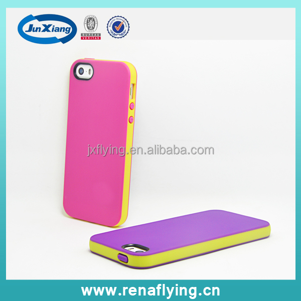 For iphone5 Clean soft fancy Tpu case for girls