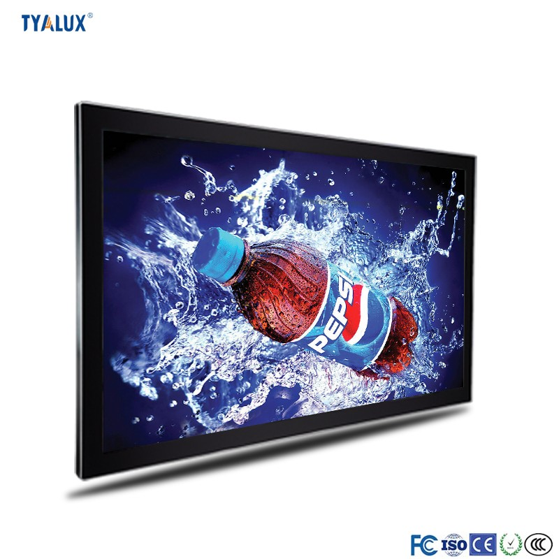 Led Backlit High Definition Android Network Full Hd 1080P Indoor Advertising Player