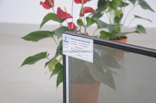 Tempered insulated glass panels with AS/NZS2208:1996, BS6206, EN12150 certificate