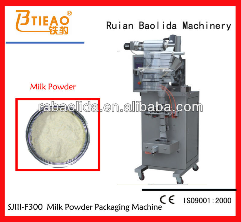 SJIII-F300 Automatic Flour Filling and Packing Machine