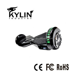 2016 hoverboard 2 wheels electric scooter China manufacturer 8inch balance skateboard