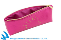 Hot Selling Fashion Pu Leather Girls School Pencil Case Wholesale