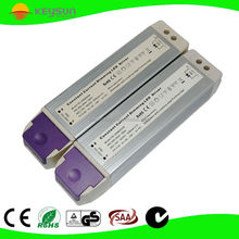 50W 1200ma SAA CE approved constant current indoor lamps driver dimmable led power supplies