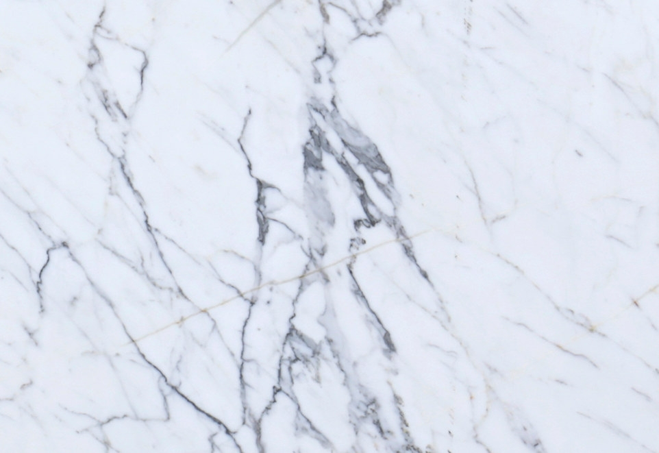 Italy beautiful white colour Statuario Marble stone slab