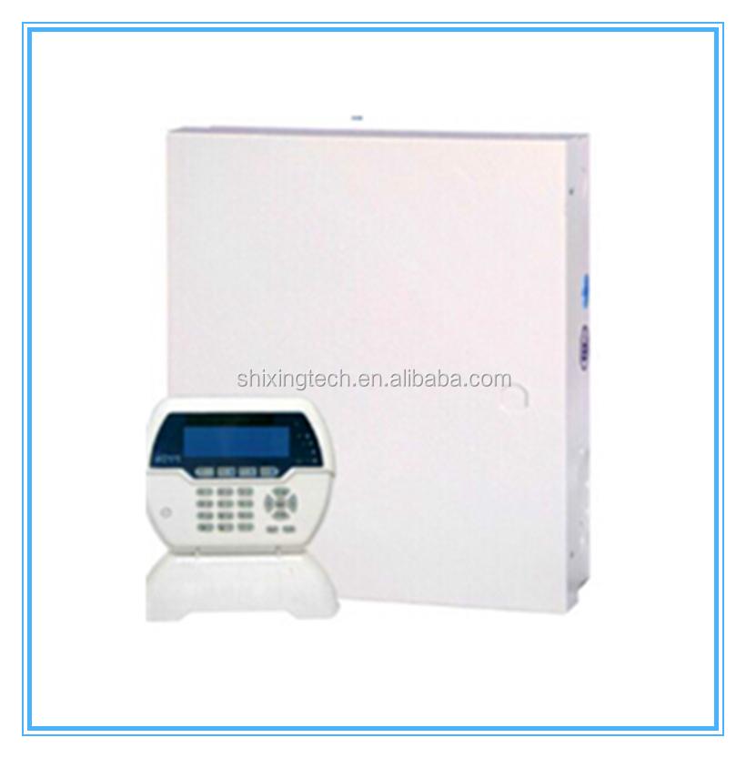 Best bus burglar host alarm panel compatible wired and 32 for Best buy burglar alarms