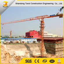 Model 5010 topless tower cranes of tower crane specification