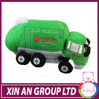 Hot selling plush truck new baby toy for 2014
