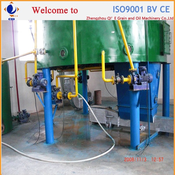 Seeds processing Machine soybean oil extraction plant