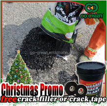 Christmas Promo Go Green asphalt cold patching material / cold asphalt / asphalt repair