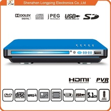 Samsung lens cheap DVD player with USB