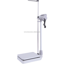 Electronic Height And Weight BMI Measuring Machine