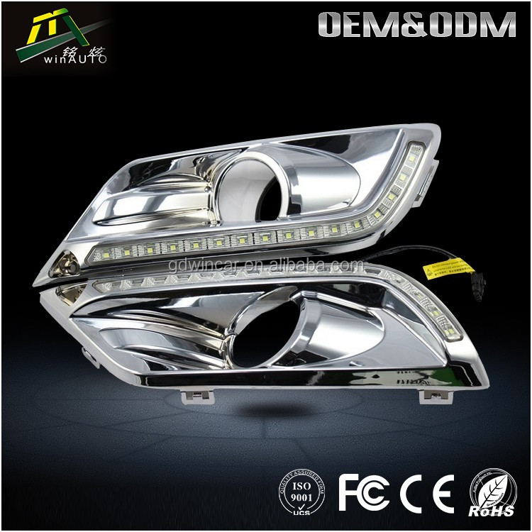New arrive DRL waterproof Led daytime Light For Buick Regal GS 2008 To 2013
