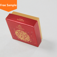 2016 Top selling fancy candy chocolate packaging box/merci chocolate box