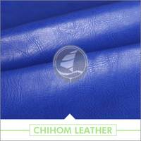 2016 Flexible Anti-Mildrew pu leather change color