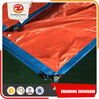 With Low Maintenance Camping Tent PE Tarpaulin With Stripes