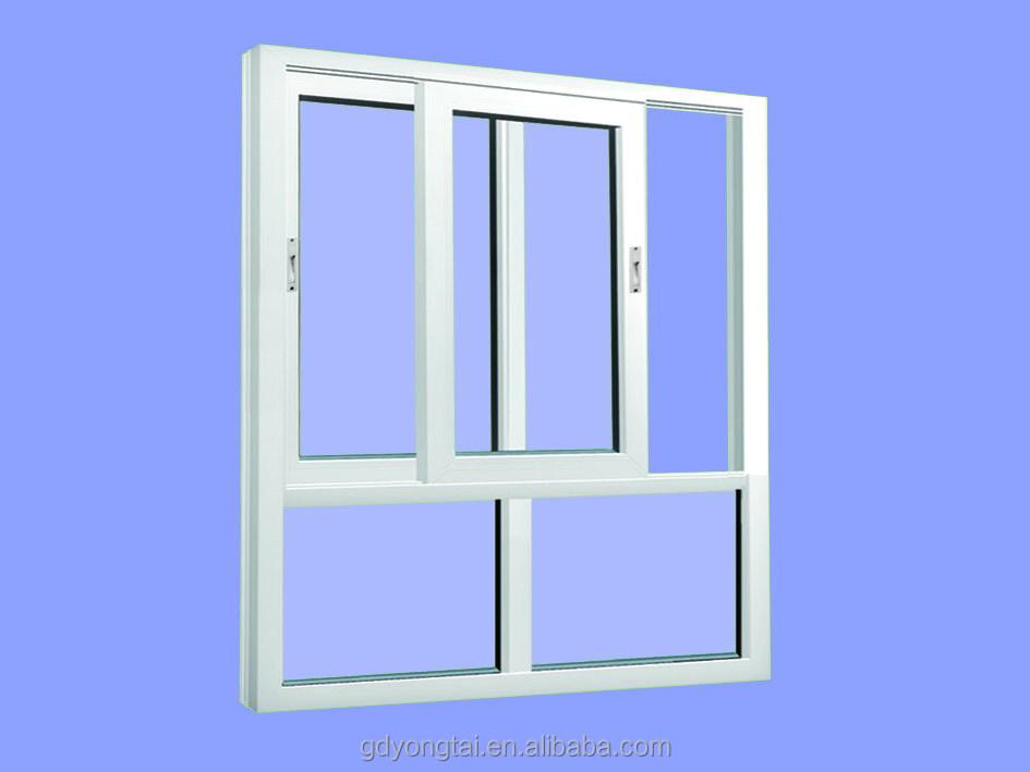 Buena calidad y precio razonable de ventana de aluminio y puerta de color blanco ventana - Precio de ventanas de aluminio ...