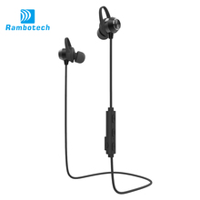 2018 Trending Products Handsfree Stereo HD Microphone Sport Wireless Earphones Bluetooth RM8