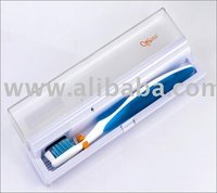 UV toothbrush sanitizer (Personal/Travelling)