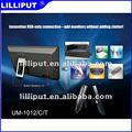 Lilliput USB monitor for 4-Wire Resistive Touch Panel NOT VGA input, just USB Input