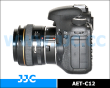 JJC AET-C12 Automatic Extension Tube For Macro Photography For Canon