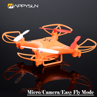 2015 Most Popular 2.4G 4-CH R C Remote Control Drone Camera R22974