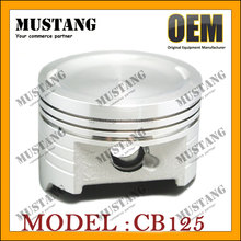 Hot Sale Small Motorcycle Engine Piston CB125 Piston Assy for Honda