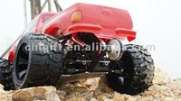 1/5 4WD 29cc Monster Truck with Four wheels hydraulic brake set